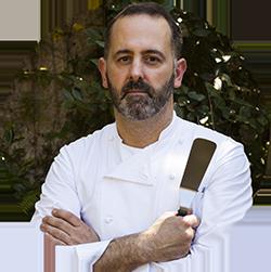 jairo lópez chef Cabo Vidío